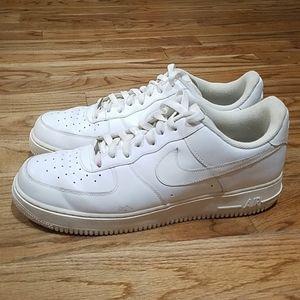 Nike Air Force 1 315122 - 111 White SZ 13